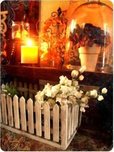 candlelight garden