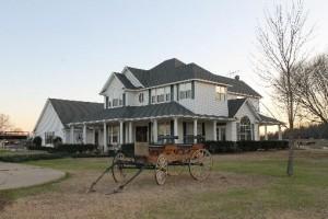 A Texas ranch