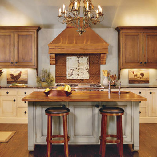 Country Cottage Kitchen Decor: France's Finest…The French Country Kitchen
