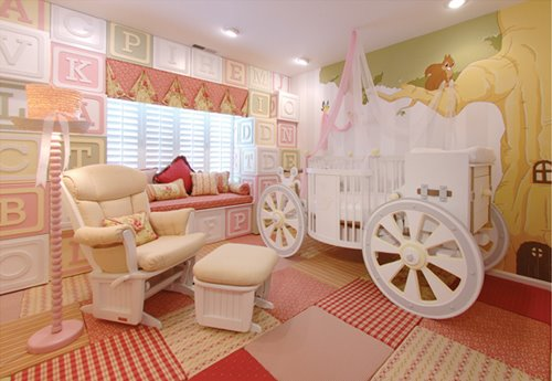 What A Unique And Lovely Room. Baby21