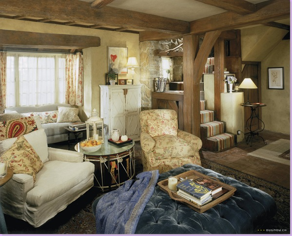 A Potpourri Of Cottage Style Living Rooms Living Winsomely