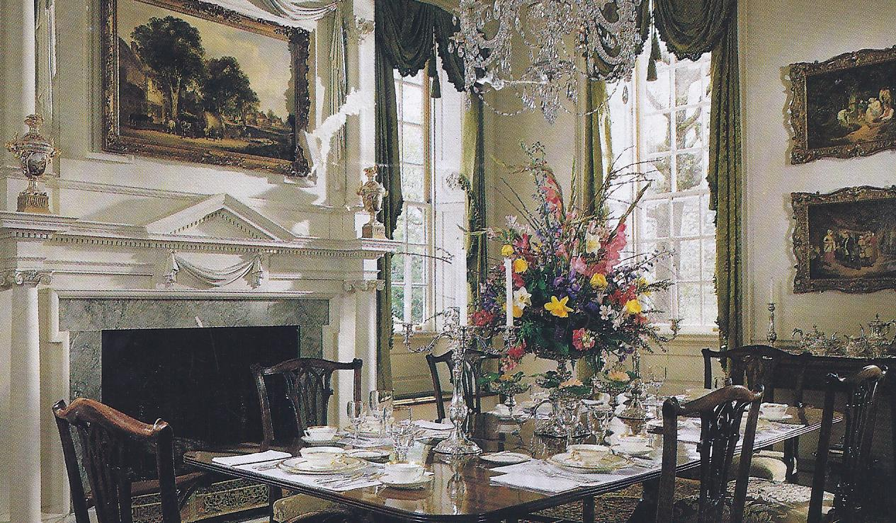 Ambrosial Dining Rooms  Living Winsomely