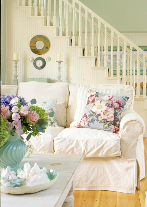 Lets Look At A Few Shabby Chic Living Rooms And You Can Decide