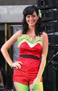 NBC's Today Show Morning Concert Series - Katy Perry Performs - August 29, 2008